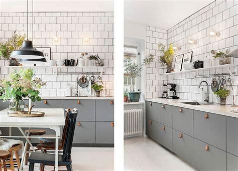foto cocina  azulejos blancos de miv interiores