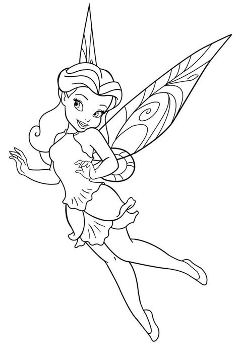 coloring pages of mermaids and fairies image was taken from a quot disney fairies quot activity book