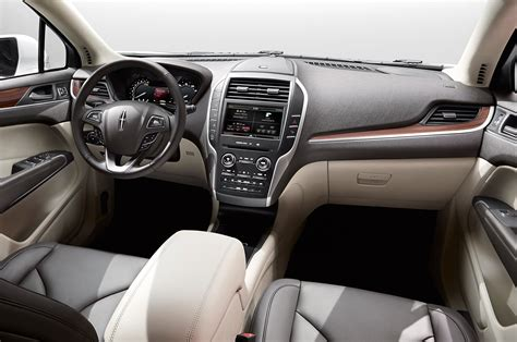 Lincoln Mkc 2015 Interior by 2015 Lincoln Mkc Drive Motor Trend