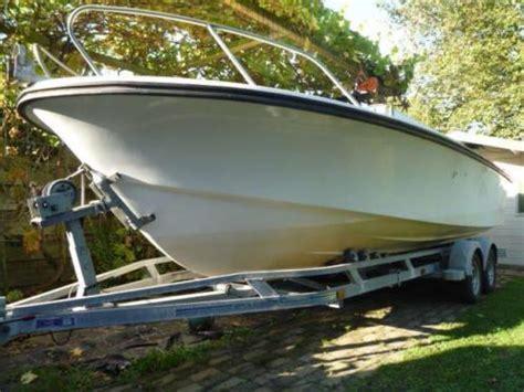 bootje opknapper windy 22 speedboot inboard turbo diesel koopje opknapper