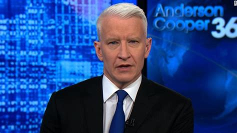 Cooper The Of The News World by Cnn Says Cooper S Account Apparently