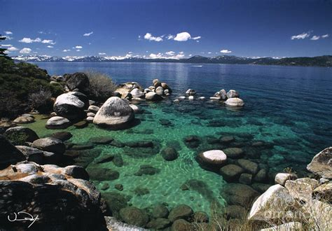 clearest water in the us clear water lake tahoe by vance fox