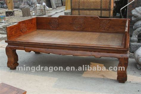 old wooden couch chinese antique wooden style furniture living room