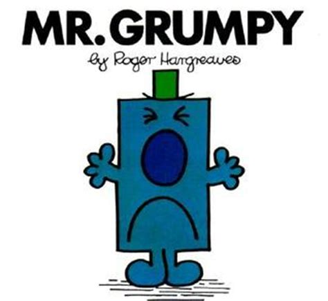 Book Review Mr By Dowler by Mr Grumpy By Roger Hargreaves Reviews Discussion