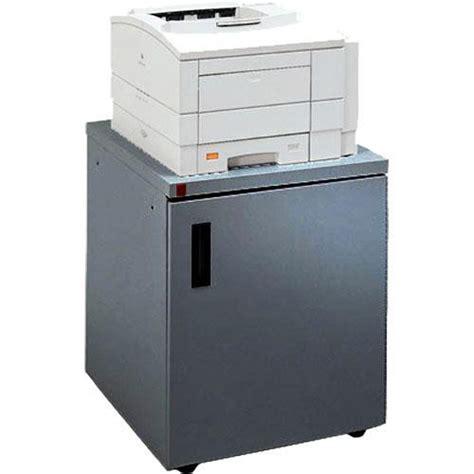 Cabinet For Printer bretford office machine laser printer stand black fc2020 bk