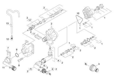 Vacuum Cleaner Karcher A2675 Jubilee karcher k3 65 jubilee gb 1 601 752 0 pressure washer housing spare parts diagram