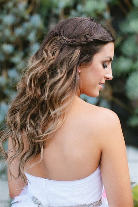 Wedding Hairstyles Wavy by 10 Gorgeous Hairstyles For Your Summer Wedding