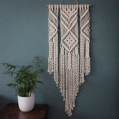 Macrame Uk - macrame wall hanging gt gt 100 cotton cord in