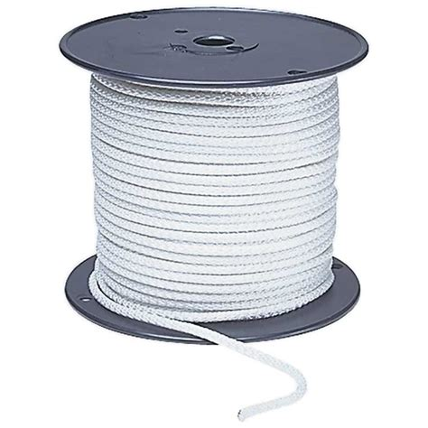 curtain cords polyester curtain cord 1 8 quot x 1 000 roll farmtek