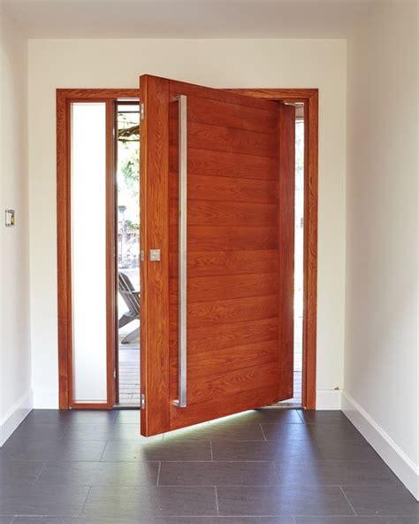 modern pivot front doors pivot hung entry door modern front doors