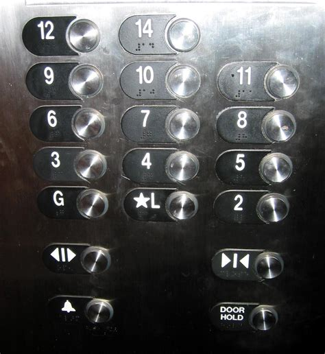 Why Do Hotels Not A 13th Floor by Elevator Panels