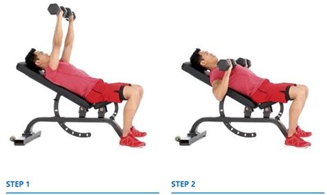 correct incline bench press form exercise training guide archives page 4 of 10 gym guider