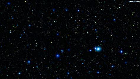 wallpaper hitam bagus niebo noc gwiazdy