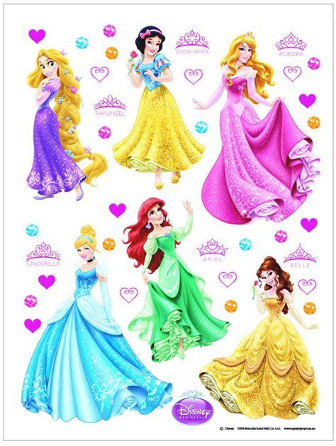 Ariel Wall Stickers maxi stickers disney princesse decokids tous leurs h 233 ros