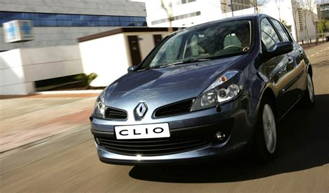 renault clio 2006 2006 renault clio iii pictures information and specs