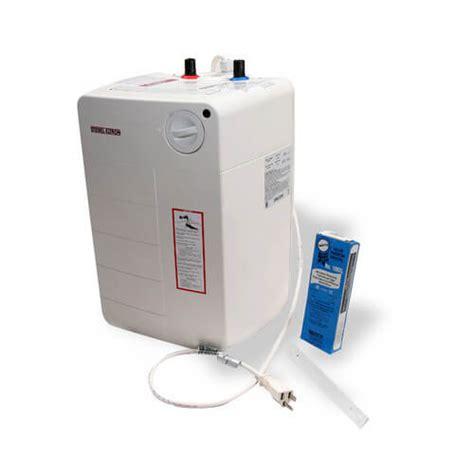 5 gallon electric tank water heater shc4 stiebel eltron shc4 shc 4 gallon mini tank
