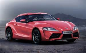 Toyota Supr 2019 Toyota Supra Rendered