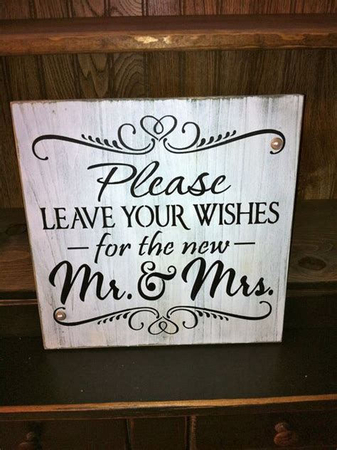 Wedding Wishes Sign by The Best Wedding Wishes To Write On A Wedding Card