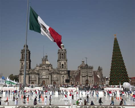 winter travel to mexico