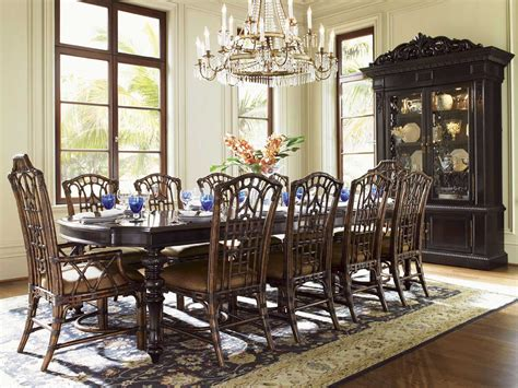 tommy bahama dining room set tommy bahama royal kahala islands edge dining set