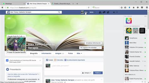 como ver fotos de perfil privados en facebook 2015 apexwallpapers c 243 mo poner un video de perfil en facebook youtube