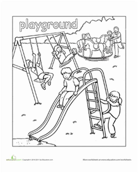 lessons learned from playground to penitentiary books playground worksheet education