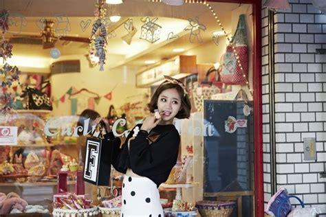 Thank Top Brand Jenifer Ori foto hyeri s day photoshoot untuk ring my bell