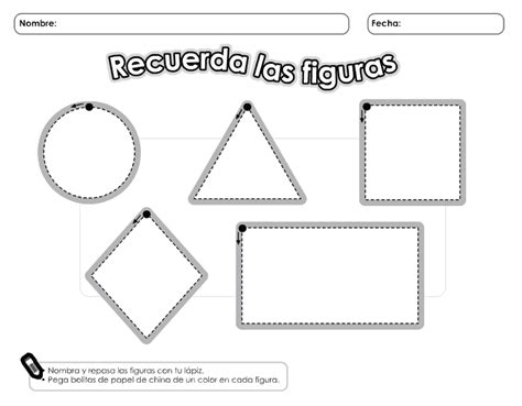 figuras geometricas html figuras divertidas actividades sugeridas para completar