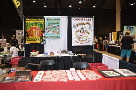 tattoo convention booth booth boston tattoo and surf shop