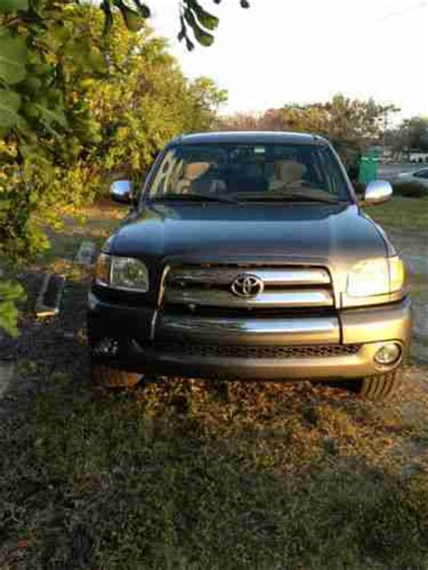 2004 toyota tundra service manual find used 2004 tundra v6 gray towing package manual in