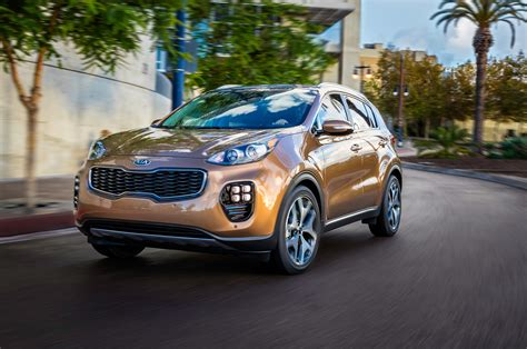 Kia Sportage Safety 2017 Kia Sportage Debuts At The 2015 Los Angeles Auto Show