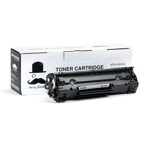 Toner Hp 35a review moustache hp 35a compatible toner cartridge