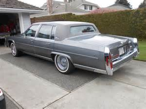 Cadillac Brougham D Elegance For Sale 1989 Cadillac Brougham D Elegance Sedan 4 Door 5 0l For