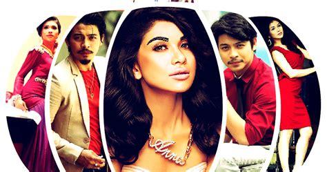 film malaysia izzue islam izzue islam anzalna nasir dalam drama adaptasi aku bukan
