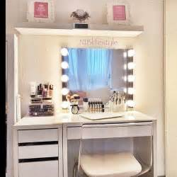 Makeup Desk Ideas 25 Best Ideas About Makeup Vanity Desk On