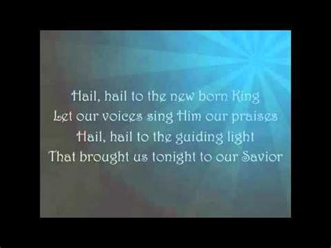 quot light of the stable quot selah with lyrics christmas