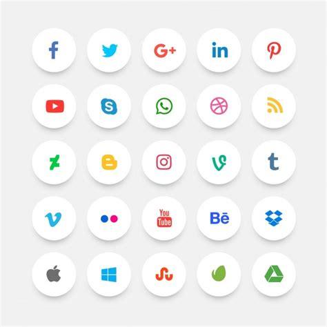 imagenes de redes sociales sin fondo iconos de fondo blanco para redes sociales descargar
