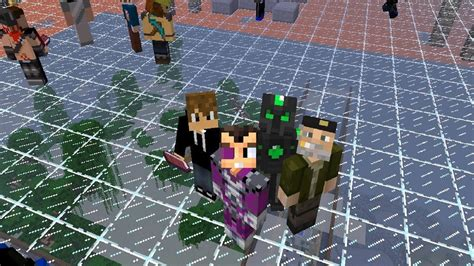 fotos de minecraft staxx minecraft the walls un duro dia de batalla con willy luzu