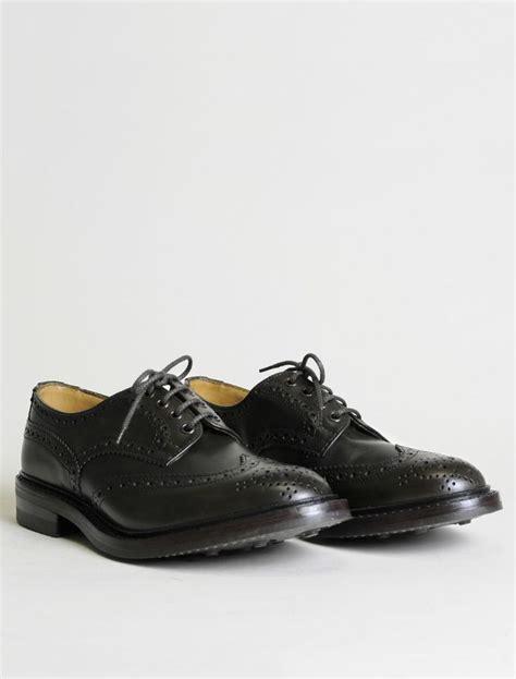 tricker s derby bourton espresso scarpe allacciato uomo