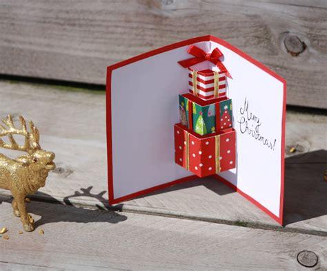 Weinachts Bastel Ideen by Weihnachtskarten Basteln Und Gestalten Auf Geschenke De