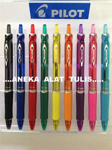 Jual Pulpen Pilot by Jual Pilot Pen Acroball Pulpen Pilot Aneka Alat Tulis