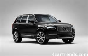 2017 volvo xc90 changes release date price 4cartrends com