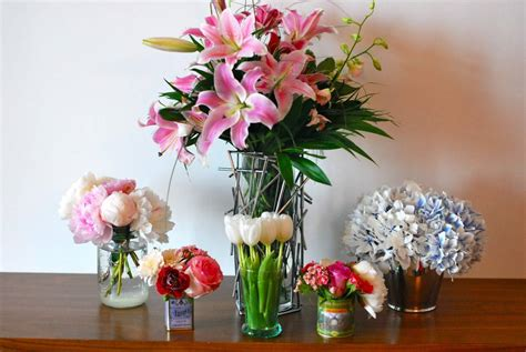 how to make a floral arrangement how to make creative flower arrangements diy projects