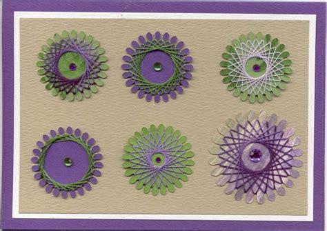Spirelli String - 45 best ideas about cards spirelli string on