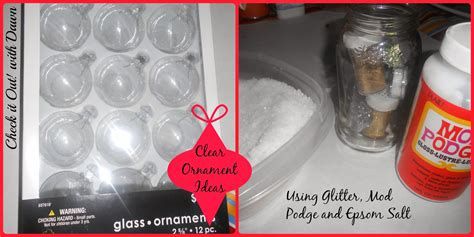 clear ornament decorating ideas preschool check it out with tbccrafters craft hop clear ornament decorating ideas