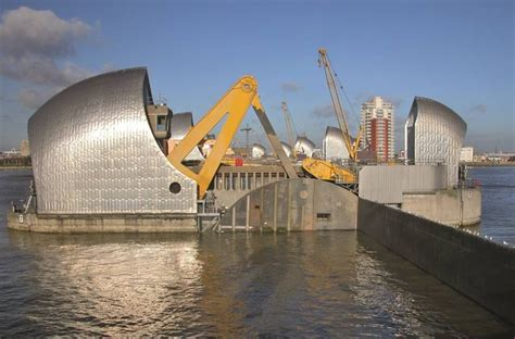 thames barrier hydraulics qualter hasll is to start work on the thames barrier
