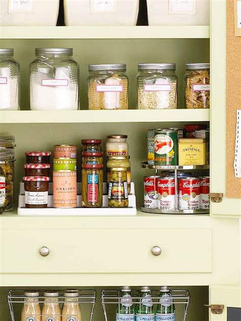 Tiered Shelves For Pantry bhg style spotters