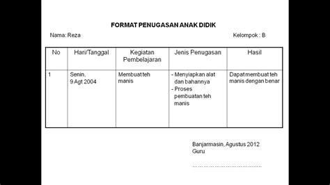 contoh format askep anak contoh laporan verbatim konseling individu contoh z