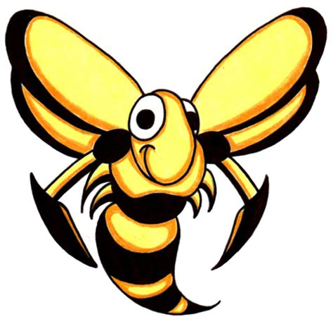 hornet clipart hornet mascot clipart clipart best