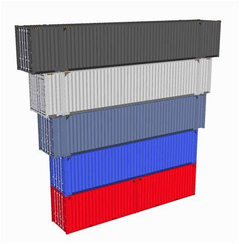 intermodal containers dimensions intermodal container